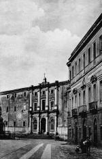 Chiesa e Convento di San Vincenzo - Palazzo degli Scolopi