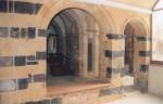 Chiesa e convento di San Francesco - parte della struttura originaria del Convento