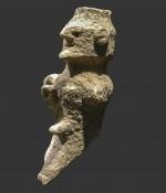 Statuetta maschile itifallica da Tharros