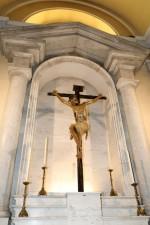 Chiesa e convento di San Francesco - Il Crocifisso di Nicodemo
