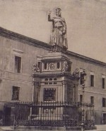 Inaugurazione della statua di Eleonora d'Arborea