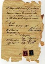 Un prezioso documento della vita dei figoli
