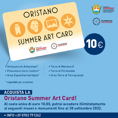 Museo Oristano non si ferma
